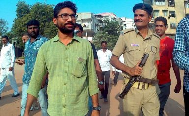 Gujarat elections: Jignesh Mevani given police protection, Dalit leader calls it a surveillance ploy
